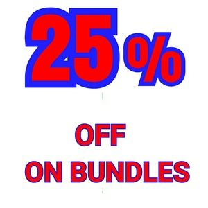 Other - 🍍🎯 25% off Bundle & Save on 2 or more